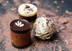 Cocoa chocolate cream